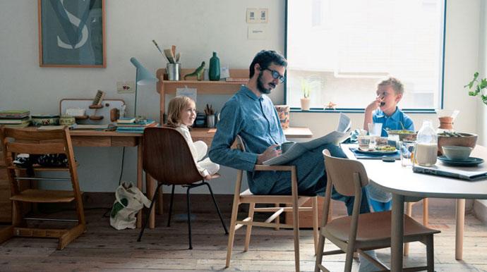 注文住宅 かっこいい工務店 アクタス ACTUS ヨーロッパ欧州家具