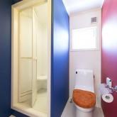 注文住宅 かっこいい工務店 不動産プラザ 2階 シャワールーム
