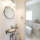 注文住宅 かっこいい工務店 不動産プラザ 施工例3i トイレ