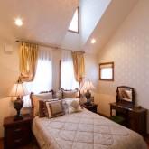 注文住宅 かっこいい工務店 不動産プラザ 施工例4g 寝室