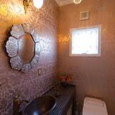 注文住宅 かっこいい工務店 不動産プラザ 施工例4h トイレ