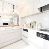 注文住宅 かっこいい工務店 不動産プラザ 施工例6c オープンキッチン