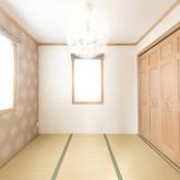 注文住宅 かっこいい工務店 不動産プラザ 施工例6g  和室