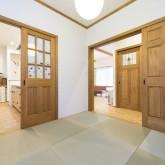 注文住宅 かっこいい工務店 不動産プラザ 施工例9f 和室