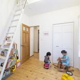 かっこいい工務店 不動産プラザ 施工例9g 子供部屋
