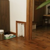 注文住宅 かっこいい工務店 福井建設の家 施工例3e ペットドア