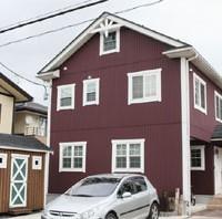 かっこいい工務店 福井建設の家施工例4 北欧スタイル