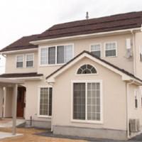かっこいい工務店 福井建設の家施工例5 オリジナルスタイル