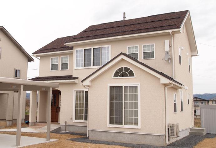 注文住宅 かっこいい工務店 福井建設の家 施工例5a オリジナルスタイル