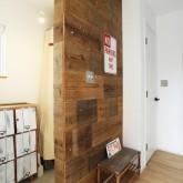 注文住宅 かっこいい工務店 福井建設の家 施工例2b 玄関