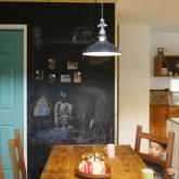 注文住宅 かっこいい工務店 福井建設の家 施工例2i らくがき黒板
