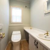 注文住宅 かっこいい工務店 不動産プラザ 施工例5h トイレ