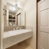 注文住宅 かっこいい工務店 ジェイプラン ジェイプラン 施工例10f バスルーム 造作洗面化粧台