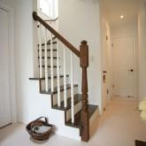 注文住宅 かっこいい工務店 輸入住宅 ジェイプラン 施工例1b 階段
