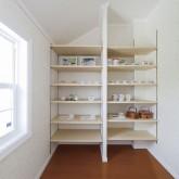 注文住宅 かっこいい工務店 輸入住宅 ジェイプラン 施工例6g 造作棚