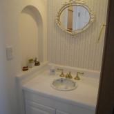 注文住宅 かっこいい工務店 輸入住宅 ジェイプラン 施工例9h バスルーム洗面化粧台