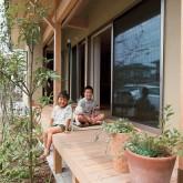 注文住宅 かっこいい工務店 在来工法 ブレス 熊本県合志市 施工例10 ジャパニーズ 縁側