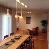 注文住宅 かっこいい工務店 在来工法 ブレス 熊本県上益城郡 施工例10 ジャパニーズ ダイニング