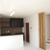 注文住宅 かっこいい工務店 在来工法 ブレス 熊本県熊本市南区 成功例7 シンプルモダン リビング