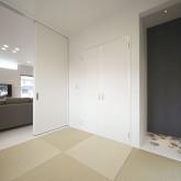 注文住宅 かっこいい工務店 在来工法 ブレス 熊本県熊本市南区 成功例7 シンプルモダン 和室
