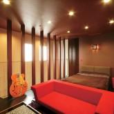 注文住宅 かっこいい工務店 在来工法 ブレス 成功例8 熊本県熊本市北区 シンプルモダン 寝室