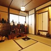 注文住宅 かっこいい工務店 在来工法 ブレス 成功例9 熊本県熊本市北区 ジャパニーズ  店舗併設 和室
