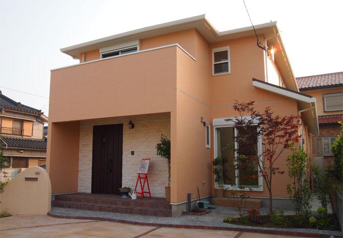 注文住宅 かっこいい工務店 オーダーメイド ミューズ建築工房 施工例1