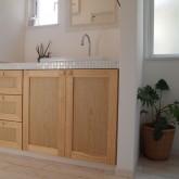 注文住宅 かっこいい工務店 オーダーメイド ミューズ建築工房 施工例2 造作洗面