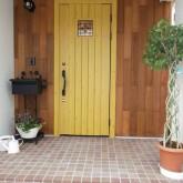 注文住宅 かっこいい工務店 オーダーメイド ミューズ建築工房 施工例3 アプローチ