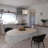 注文住宅 かっこいい工務店 オーダーメイド ミューズ建築工房 施工例3 ダイニングキッチン 造作キッチン