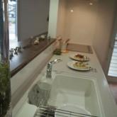 注文住宅 かっこいい工務店 オーダーメイド ミューズ建築工房 施工例4 キッチンシンク