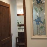 注文住宅 かっこいい工務店 オーダーメイド ミューズ建築工房 施工例4 ステンドグラス