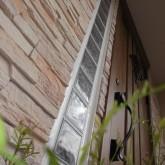 注文住宅 かっこいい工務店 オーダーメイド ミューズ建築工房 施工例5 玄関 レンガ