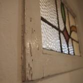 注文住宅 かっこいい工務店 オーダーメイド ミューズ建築工房 施工例5 アンティーク窓 ステンドグラス