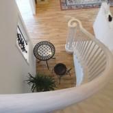 注文住宅 かっこいい工務店 オーダーメイド ミューズ建築工房 施工例8 らせん階段
