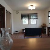 注文住宅 かっこいい工務店 オーダーメイド ミューズ建築工房 施工例9 LDK オープンキッチン