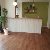 注文住宅 かっこいい工務店 オーダーメイド ミューズ建築工房 施工例9 LDK オープンキッチン 自然塗料