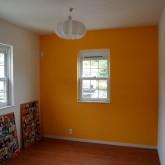 注文住宅 かっこいい工務店 オーダーメイド ミューズ建築工房 施工例9 子供部屋 カラークロス