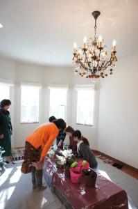 注文住宅 かっこいい工務店 Ie Plan イエプラン モデルハウス 南仏スタイル ワークショップ 多肉植物の寄せ植え教室