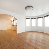 注文住宅 かっこいい工務店 ハウスデザイン Ie Plan イエプラン 施工例1k パノラマ 寝室
