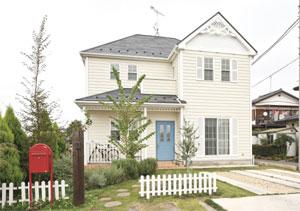 注文住宅 かっこいい工務店 ハウスデザイン Ie Plan イエプラン 施工例4 北米スタイル