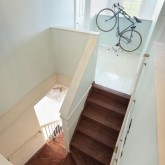 注文住宅 かっこいい工務店 ハウスデザイン Ie Plan イエプラン 施工例6i 階段 ホール