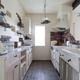 注文住宅 かっこいい工務店 ハウスデザイン Ie Plan イエプラン 施工例7d オープンキッチン 造作キッチン