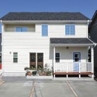 注文住宅 かっこいい工務店 ハウスデザイン Ie Plan イエプラン 施工例9 北米スタイル
