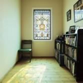 注文住宅 かっこいい工務店 Ie plan イエプラン 施工例9k ライブラリー 蔵書棚