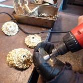 atelier366 アンティークランプの修理 シャンデリア製作の工房_c