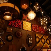 redrock モダンテイストの照明器具のセレクトショップ 東京都目黒区中目黒 レッドロック 店内3