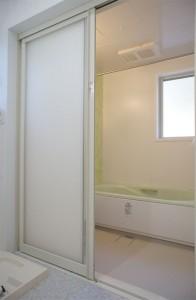注文住宅 かっこいい工務店 規格住宅 ブレスホーム 赤毛のアン 完成見学会 バスルーム