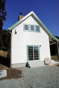 注文住宅 かっこいい工務店 規格住宅 ブレスホーム 赤毛のアン 完成見学会 薪ストーブの煙突