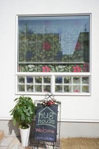 注文住宅 かっこいい工務店 ハウスデザイン イエプラン 栃木県宇都宮市江曽島 モデルハウスオープン ガラスブロック 窓